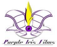 Purple Iris Films Logo - Entry #82