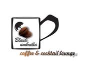Black umbrella coffee & cocktail lounge Logo - Entry #57
