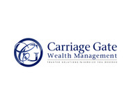 Carriage Gate Wealth Management Logo - Entry #51