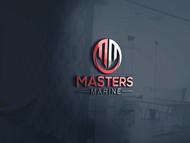Masters Marine Logo - Entry #343