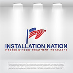 Installation Nation Logo - Entry #146