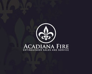 Acadiana Fire Extinguisher Sales and Service Logo - Entry #181