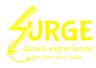 SURGE dance experience Logo - Entry #145
