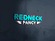 Redneck Fancy Logo - Entry #8