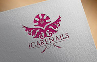 icarenails Logo - Entry #47