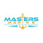 Masters Marine Logo - Entry #167