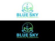 Blue Sky Life Plans Logo - Entry #221