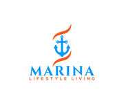Marina lifestyle living Logo - Entry #38