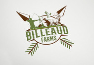 Billeaud Farms Logo - Entry #50