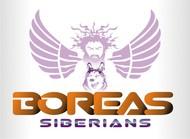 Siberian Husky Logo - Entry #78