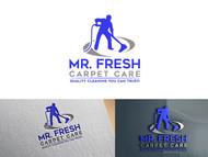 Mr. Fresh Carpet Care Logo - Entry #68