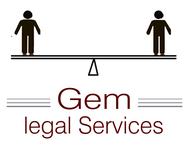 Gem Legal Services Logo - Entry #24
