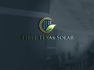 First Texas Solar Logo - Entry #76