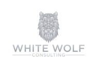 White Wolf Consulting (optional LLC) Logo - Entry #401