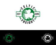 Celtic Freight Logo - Entry #1