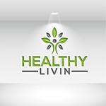 Healthy Livin Logo - Entry #456