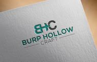 Burp Hollow Craft  Logo - Entry #124