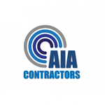 AIA CONTRACTORS Logo - Entry #16