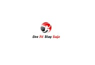 Live Fit Stay Safe Logo - Entry #151