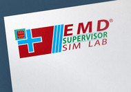 EMS Supervisor Sim Lab Logo - Entry #20