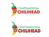 Chattanooga Chilihead Logo - Entry #58