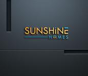 Sunshine Homes Logo - Entry #234