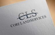 CLS Core Land Services Logo - Entry #216