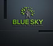 Blue Sky Life Plans Logo - Entry #73