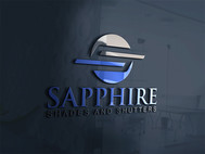 Sapphire Shades and Shutters Logo - Entry #159