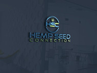 Hemp Seed Connection (HSC) Logo - Entry #167