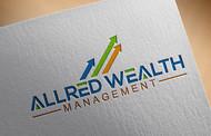 ALLRED WEALTH MANAGEMENT Logo - Entry #807