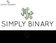 Simply Binary Logo - Entry #3
