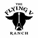 The Flying V Ranch Logo - Entry #20