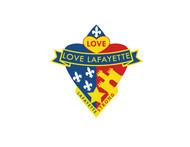 Love Lafayette Logo - Entry #9