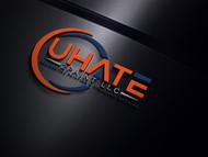 uHate2Paint LLC Logo - Entry #81