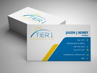 Tier 1 Products Logo - Entry #304