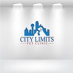 City Limits Vet Clinic Logo - Entry #168