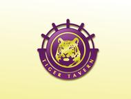 Tiger Tavern Logo - Entry #1