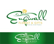 Engwall Florist & Gifts Logo - Entry #92