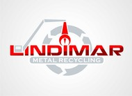 Lindimar Metal Recycling Logo - Entry #297