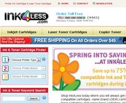 Leading online ink and toner supplier Logo - Entry #29