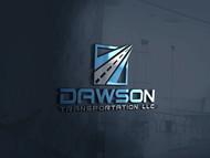 Dawson Transportation LLC. Logo - Entry #209