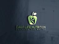 Davi Life Nutrition Logo - Entry #475
