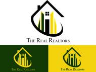 The Real Realtors Logo - Entry #160