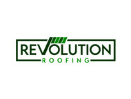 Revolution Roofing Logo - Entry #440