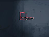 Hard drive garage Logo - Entry #49