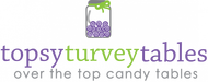Topsey turvey tables Logo - Entry #12