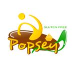gluten free popsey  Logo - Entry #149