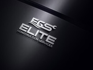 Elite Construction Services or ECS Logo - Entry #335