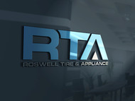Roswell Tire & Appliance Logo - Entry #110